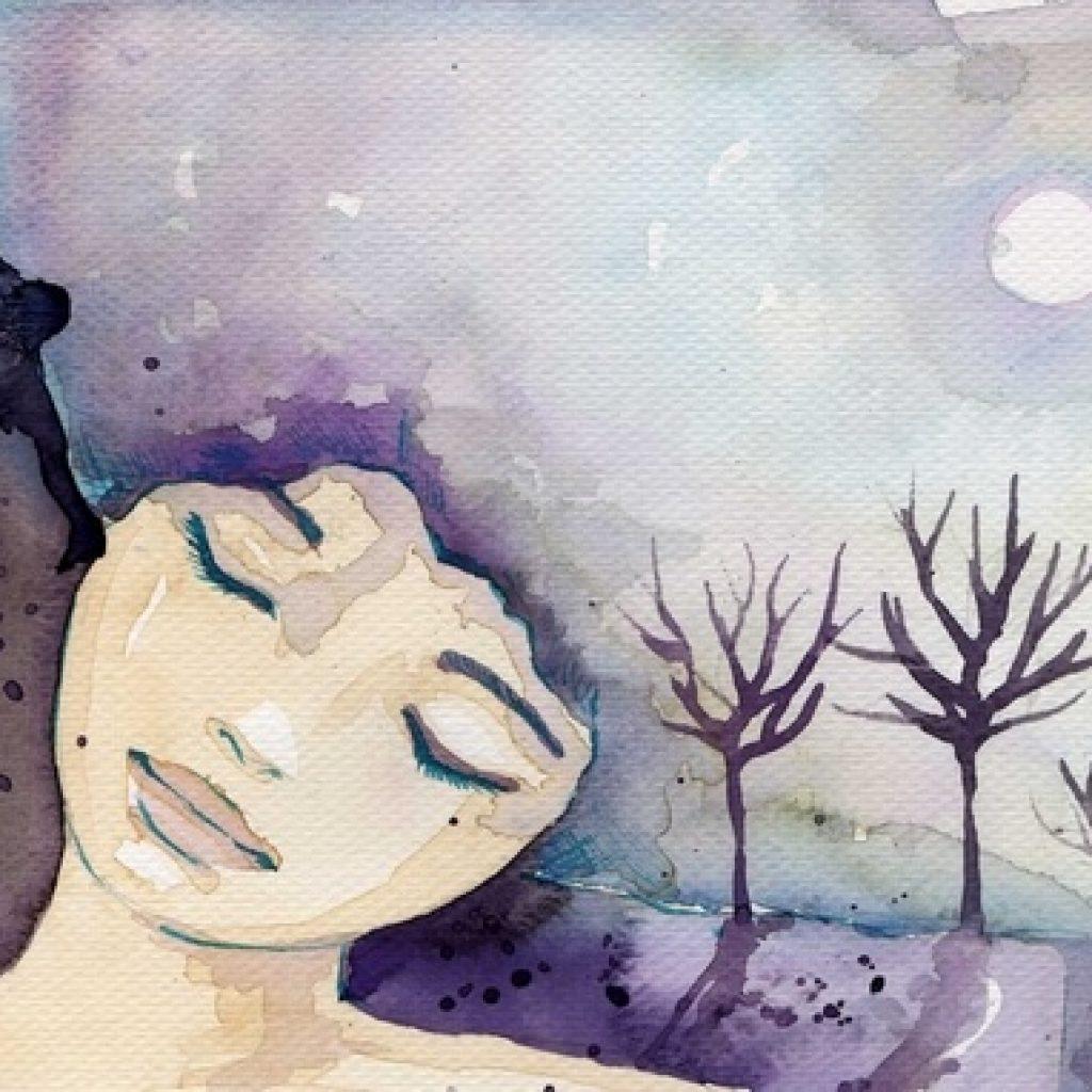 mujer-duerme-con-la-luna